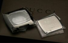New Gucci Replacement Case, Crystal and Back -  Men's 8500 M -   SS