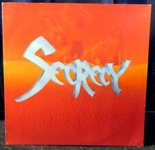 Secrecy - Art in Motion, LP, 1990