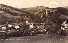 Hauenstein Austria St Kathrein Stmk Real Photo Antique Postcard K17381