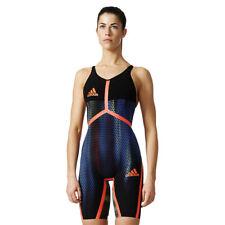 c9151121428b Women s Pro swimsuit adidas AdiZero XVI Breaststroke Swimwear Costume  Swimming