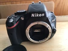 Nikon D5100 16.2MP Digital SLR Camera Body Only - Black