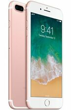Apple iPhone 7 Plus 128GB Rose Gold Factory GSM Unlocked AT&T TMobile Smartphone