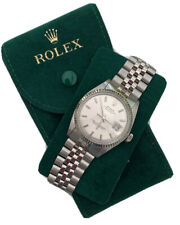ROLEX DATEJUST OYSTER PERPETUAL VINTAGE AUTOMATIC WRISTWATCH 1601 RARE