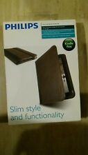 Phillips - Soft Folio for Kindle Fire - Black / Brown