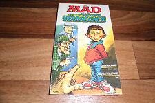 MAD Taschenbuch  # 39 -- BUCH der SELTSAMEN VERBRECHEN // von Jack Rickard 1980