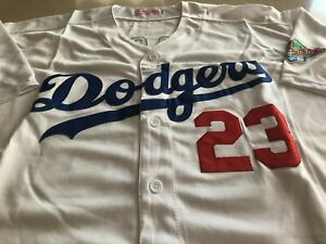 Mitchell & Ness Cooperstown Collection 1988 WS Dodgers Kirk Gibson Jersey - XL