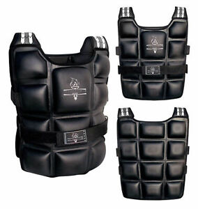 Pro Weighted Vest Gym Running Fitness Sports Training Weight Loss Jacket