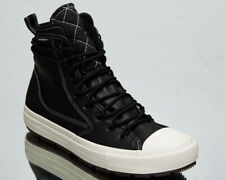 Converse Chuck Taylor All Star All Terrain High Men's Black Leather Sneakers