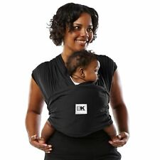Baby K'tan Carrier Black Small Eggplant