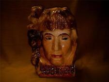 "Vintage McCoy Pottery  Davy Crockett Cookie Jar-1957 Original-10 1/4"" Tall-USA"