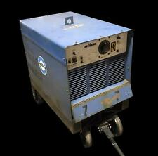 Miller Gold Star 300ss Direct Current Arc Welding Power Supply With Wheel Kit