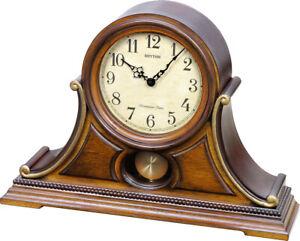 Rhythm Clocks Tuscany II Mantel Clock (CRJ733UR06)