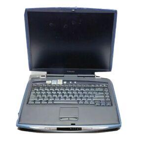 Toshiba Satellite 5005-S504 Harmon Kardon Laptop Computer No Ram/No HDD