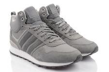 Scarpe da ginnastica da uomo adidas grigio suede