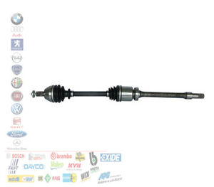SEMIASSE SEMI ALBERO DESTRO DX FORD FOCUS 2 C-MAX VOLVO C30 S40 II V50 1.6 1.8