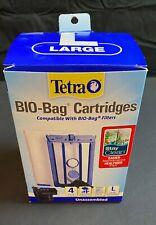 Tetra Bio-Bag Cartridges Large All Water Types 4 cartridges