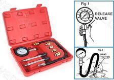 8Pcs Petrol Engine Cylinder Compression Tester Kit (4077)
