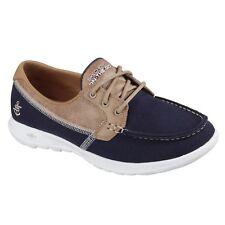 Skechers 15430 Go Walk Lite Coral - Navy (textile) Womens Shoes 38 EU