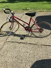 Schwinn Classic / girls vintage red 10 speed refurbished and ready to ride!