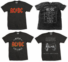 Camisetas de hombre negro DC