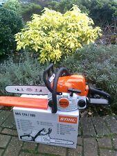 Stihl  MS180 Chainsaw   14 Bar Chain   NEW   2  Day UK  Post