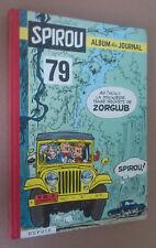 SPIROU   **  ALBUM  N°79  **   1960