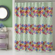 "Collier Campbell ""English Bloom"" Shower Curtain 100% Cotton 72"" x 72"""