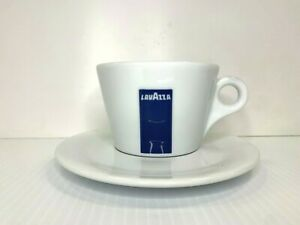 Lavazza Blucollection American-Style Caffe Latte Cup and Saucer
