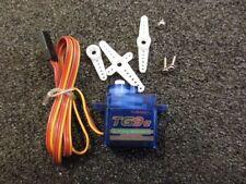 Turnigy TG9e TG9 9g 1.5kg 0.10sec Micro Servo Mini Servo T-Rex 450  langes Kabel