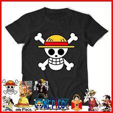 T-shirt Tshirt Maglietta Maglia Manica Corta One Piece All'arrembaggio Rubber L