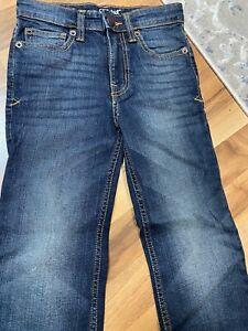 New Cat &Jack Boys size 6 Bootcut Jeans
