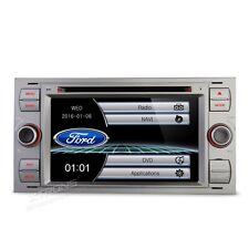 AUTORADIO GRIGIO FORD FOCUS MONDEO S-MAX KUGA GPS BLUETOOTH USB NAVIGATORE GPS