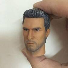 1/6 BROTHER PRODUCTION Collateral TOM CRUISE action figure head fit hot toys