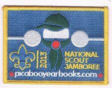 Jamboree National 2013 Picabooyearbooks.com YEL Brd BLU Bkg YEL FDL 701490
