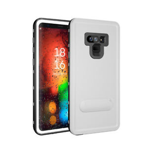 For Samsung Galaxy Note 9 Water Shock Dust Proof case Cover Defender With Film
