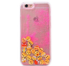 Dynamic Liquid Bling Glitter Quicksand Hard Case Cover for iPhone 5 6 6s 7 Plus