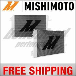 Mishimoto Aluminum Radiator 06-10 Chevrolet Silverado Duramax 6.6L LBZ / LMM