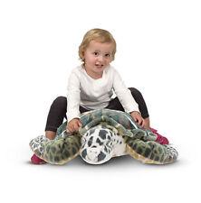 Melissa and Doug 12127 - Turtle Plush - NEW!!