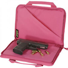 VooDoo Pink Pistol Case With Magazine Pouches  Case only