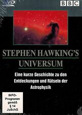 DVD-BOX NEU/OVP - Stephen Hawking's Universum - 3 DVDs