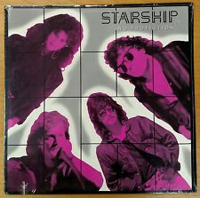 Starship No Protection 1987 SEALED USA LP