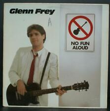 GLENN FREY - NO FUN ALOUD - ROCK VINYL LP