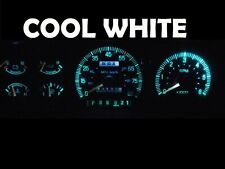 Gauge Cluster LED Dash kit Cool White For Ford 87 91 Bronco F150 - F350 Truck