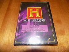MODERN MARVELS RACETRACK TECH NASCAR Racing Formula 1 History Channel DVD NEW