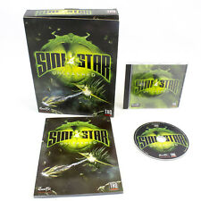 Sinistar Unleased for IBM PC CD-ROM in Big Box, 1999, CIB, VGC, Shooter