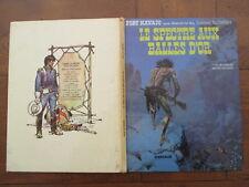 BLUEBERRY LE SPECTRE AUX BALLES D'OR RARE EDITION ORIGINALE 1972 COTE 120 EUROS