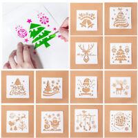 prägung scrapbooking paintingtemplate schichtung schablonen frohe weihnachten