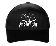 ONSLAUGHT REGULAR CAP / SPEED-THRASH-BLACK-DEATH METAL