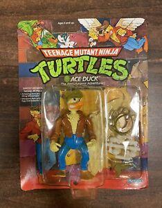 Vintage TMNT Teenage Mutant Ninja Turtles ~Ace Duck~ 1989 Playmates Figure