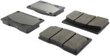 Disc Brake Pad Set Front Centric 104.01350